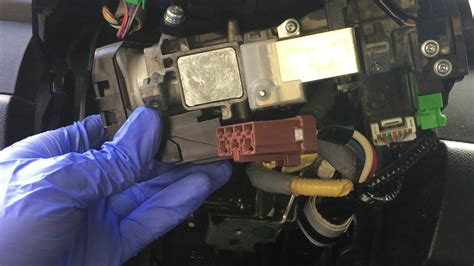Honda Ignition Switch Replacement Diy Youtube