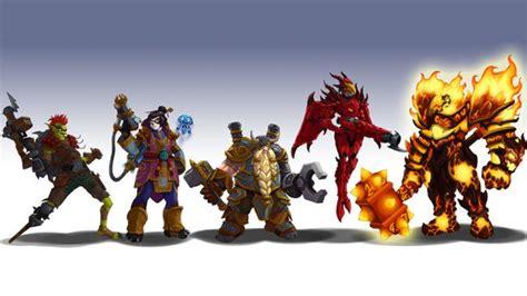 de magnifiques skins pour overwatch issus de warcraft