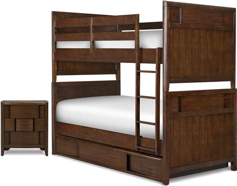 Twilight Bedroom by Twilight Bunk Bedroom Set From Magnussen Home Coleman