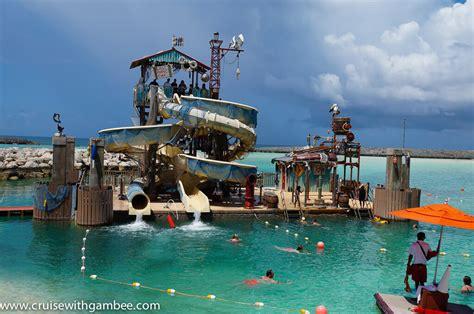 castaway cay disney private island cruise  gambee