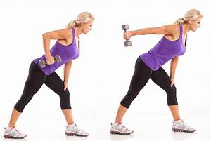 5 Exercises With Dumbbells That Can Help You To Get Rid Of