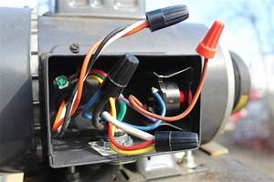 Wiring A Farm Duty  Single Phase  240v Motor With Thermal