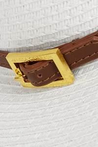 Hut Aus Papier : melissa odabash jemima hut aus papier mit breiter krempe und kunstlederdetail net a porter com ~ Watch28wear.com Haus und Dekorationen