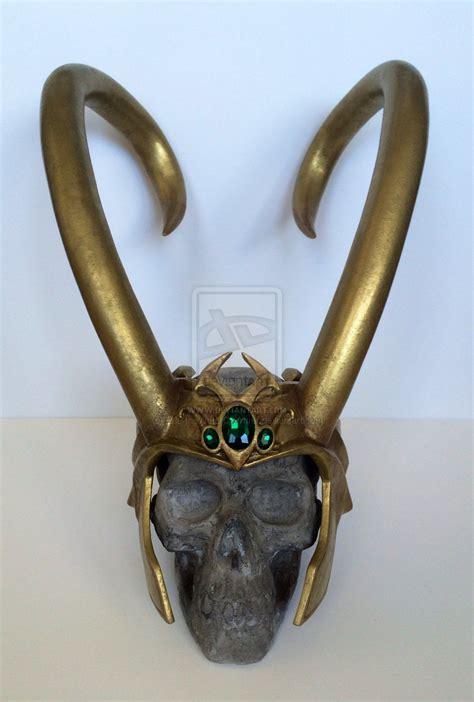 Lady Loki Diadem By Eria On
