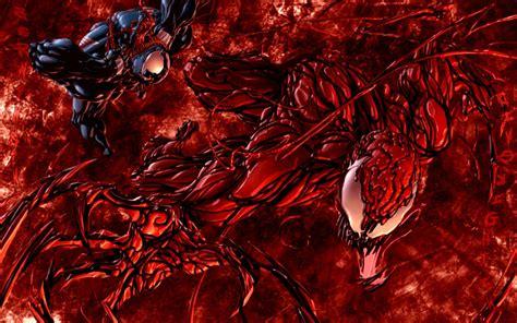 Carnage Vs Venom Wallpaper ·①