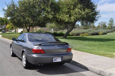 for sale 2003 acura cl type s 6 speed honda tech