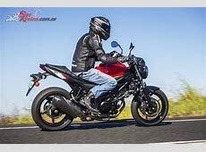 Review 2017 Suzuki SV650 Bike Review