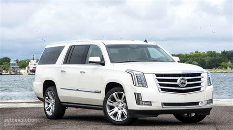 2015 Cadillac Escalade Review by 2015 Cadillac Escalade Review Autoevolution