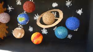 2nd Grade Solar System Shoebox - Pics about space