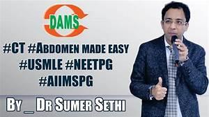 Ct  Abdomen Made Easy By Dr Sumer Sethi  Usmle  Neetpg