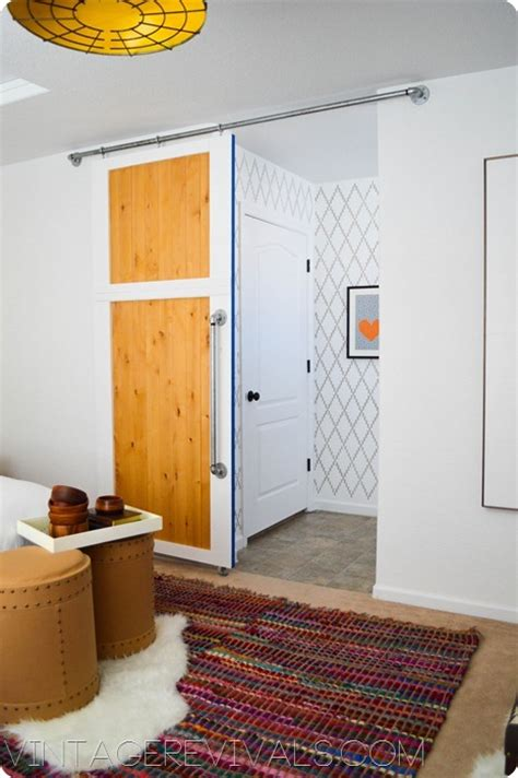 how to build a sliding barn door 50 ways to use interior sliding barn doors in your home