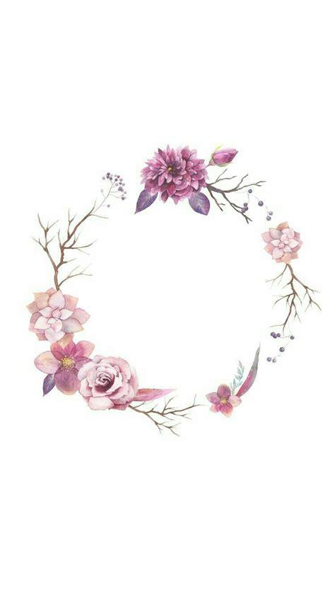 wallpaper bunga  undangan
