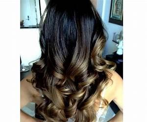 Ombré Hair Blond Foncé : extensions de cheveux clips naturels tie and dye brun blond fonc cendr extension clip ~ Nature-et-papiers.com Idées de Décoration