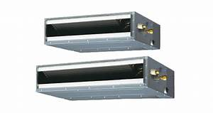 Split Systems  Air Conditioner    Slim Duct