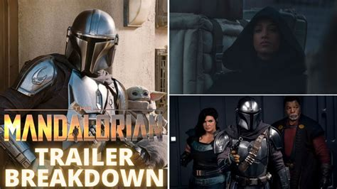 Star Wars The Mandalorian Season 2 Trailer: Reaction and ...
