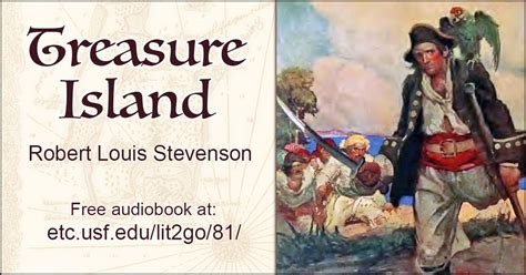 treasure island robert louis stevenson litgo