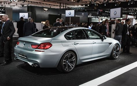 Bmw M6 Gran Coupe Picture by Bmw M6 Gran Coupe Photos Informations Articles