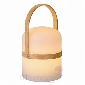 Lampe Sans Fil Deco : lampe de table led exterieur joe sans fil rechargeable 06800 03 31 lucide ~ Teatrodelosmanantiales.com Idées de Décoration