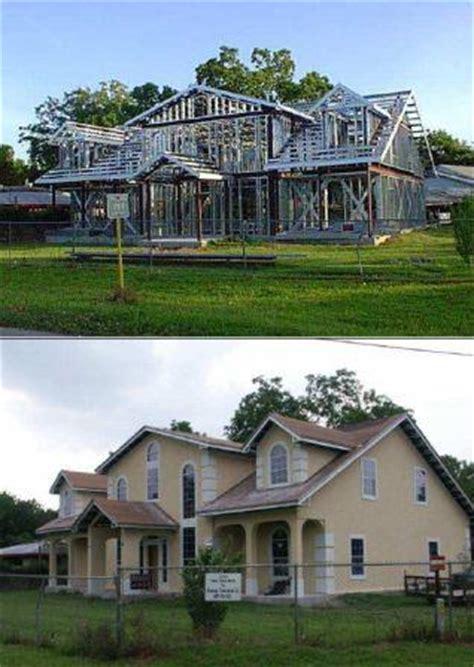 montage et assemblage d une maison ossature metallique