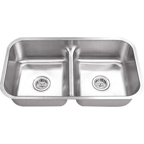 18 gauge stainless steel sink ipt sink company undermount 33 in 18 gauge stainless
