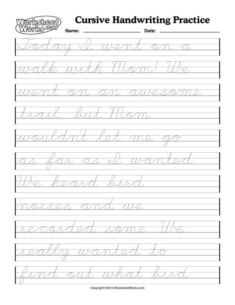 Worksheet Tracing Cursive Writing Worksheets Yaqutlab Free Worksheet