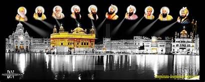Gurus Ten Guru Sikh Wallpapers Sikhism Khalsa