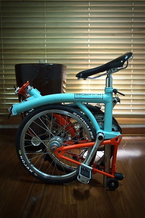 Best Brompton Bike 163 Best Customize Tuning Brompton Images On