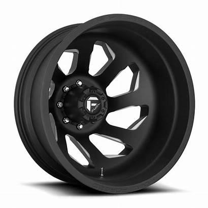 Dually Wheels Fuel Rear Lug Rims Wheel