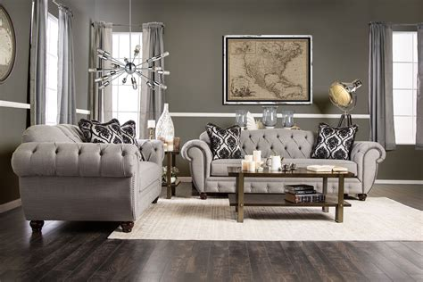 Sm Sofa Set by Fabric Sofas Sm 2291