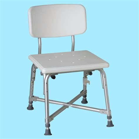 high strength shower seat obese bath tub safety chair