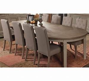 """Table RONDE extensible """"Charme"""" 4664"""