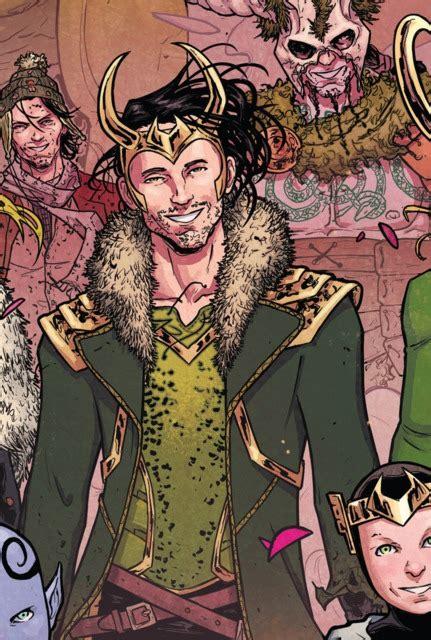 Loki Character Comic Vine