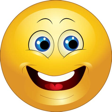 Clipart Smiley Happy Smileys Emoticons Clipart Best