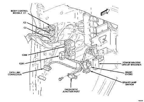 2002 Town And Country Transmission Diagram by 2002 Pt Cruiser Wiring Diagram Tcm Diagrams Catalogue