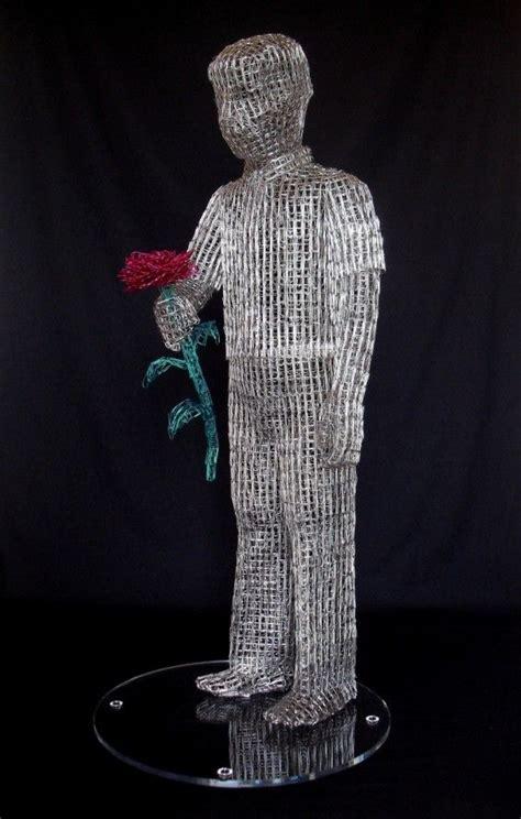 Vire Clip 100 Best Paper Clip Vire Suclpture Images On