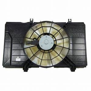 Dodge Neon Radiator Fan Assembly