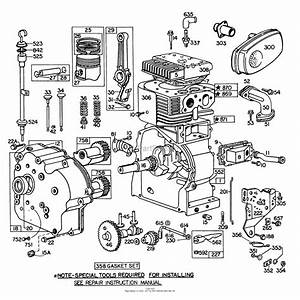 8 Hp Briggs And Stratton Parts