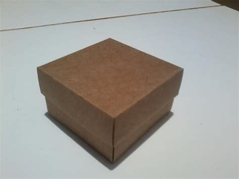 diy caixinha de papel craft facil part 1 youtube