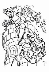 Coloring Pages He Printable Jaw Trap Universe Boys Books Krypto Pokemon Tegneserie Videospil Stof Malesider Gratis Farver Dibujo Motu Bright sketch template