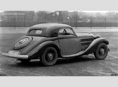 MERCEDES BENZ Typ 320 N KombinationsCoupe W142 1937