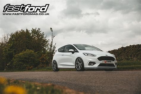 Mk8 St Tuning Already Started Fast Ford