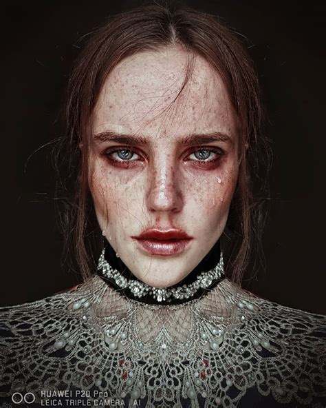 Artistic Fine Art Portrait Photography By Cristina Otero