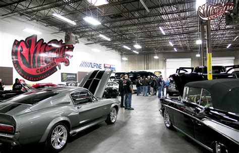 The 20 Best Custom Car Shops In