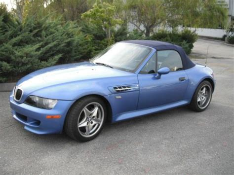 Buy Used Bmw Z3 M Roadster, 2002, 22100 Miles, Excellent