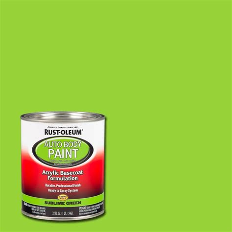 Rustoleum Boat Bottom Antifouling Paint Reviews by Rust Oleum Marine 1 Qt Green Gloss Topside Paint