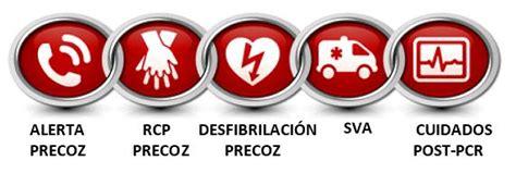secci 243 n de primeros auxilios parada cardiorrespiratoria