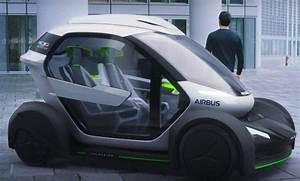 Voiture Volante Airbus : pop up la voiture volante d 39 airbus d voil e au salon de l automobile ~ Medecine-chirurgie-esthetiques.com Avis de Voitures