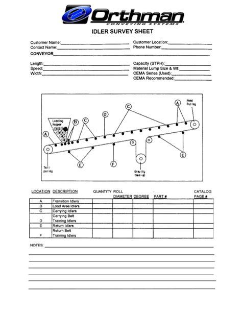 Belt conveyor-catalog