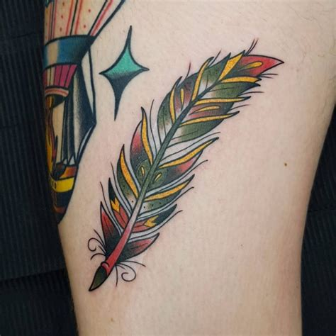 peacock feather tattoo designs meanings