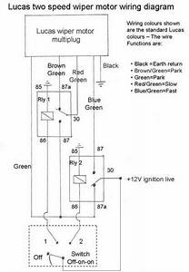 2 Speed Electric Motor Wiring Diagram